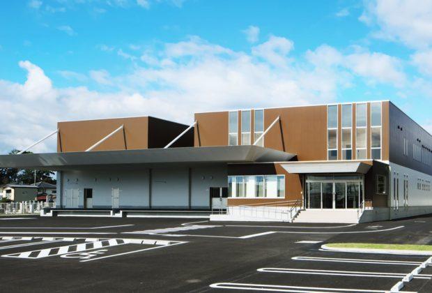 新共英学校給食共同調理場新築機械設備工事【JV】